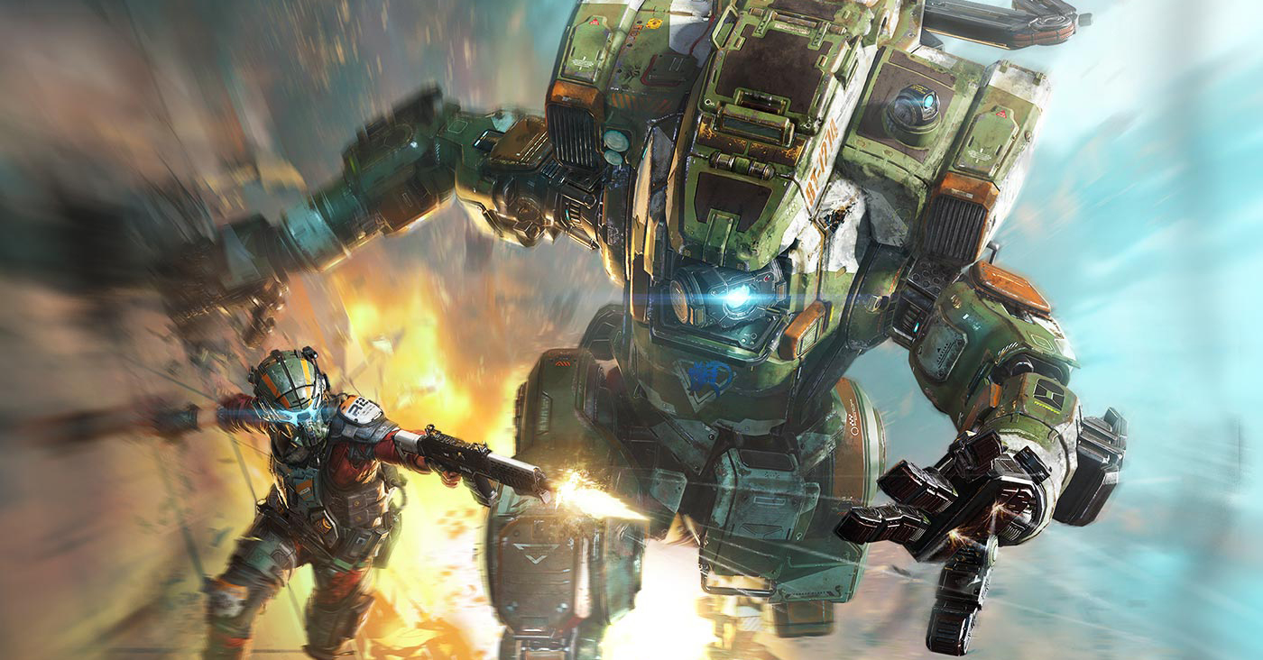 Titanfall2 本日より4月3日まで週末無料プレイです