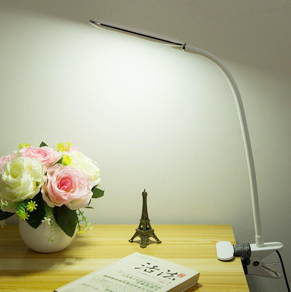amazon Vorally 24LEDクリップライトは目に優しい柔らかい光のライトでGOOD!